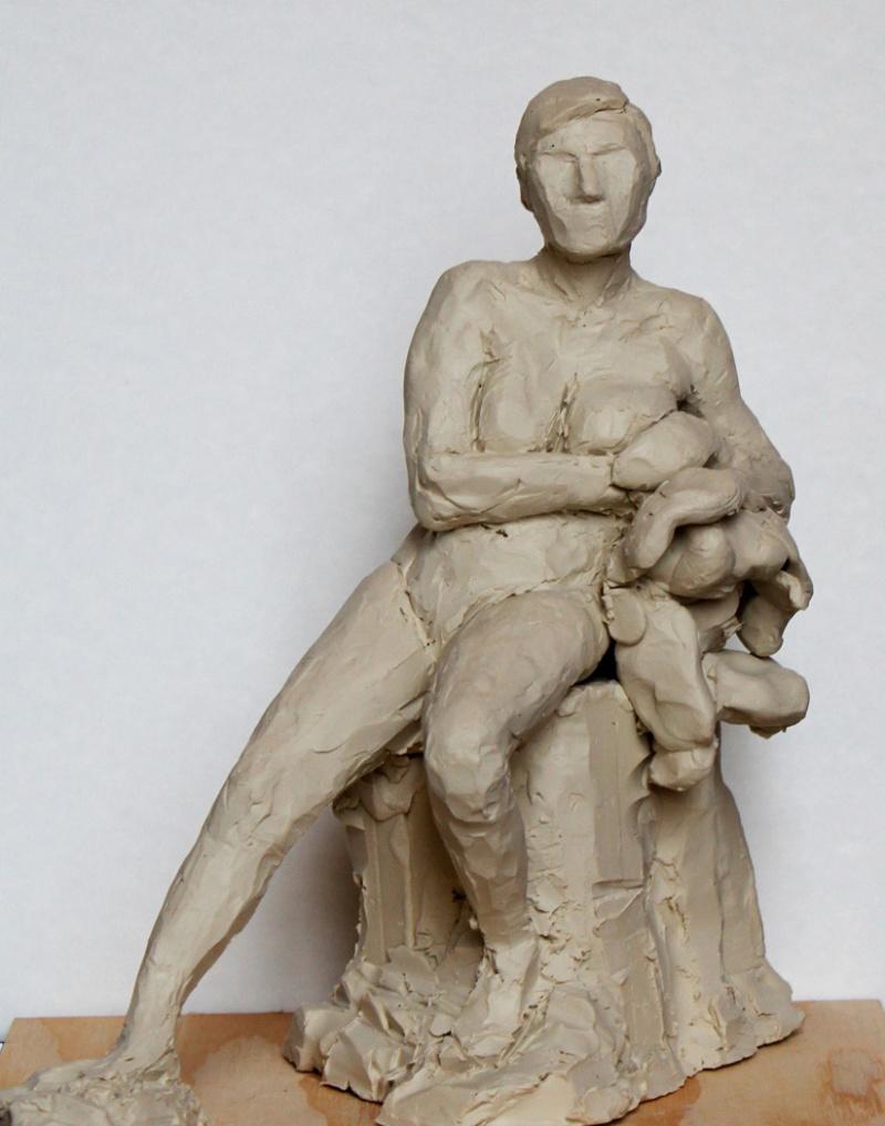 sculpture front