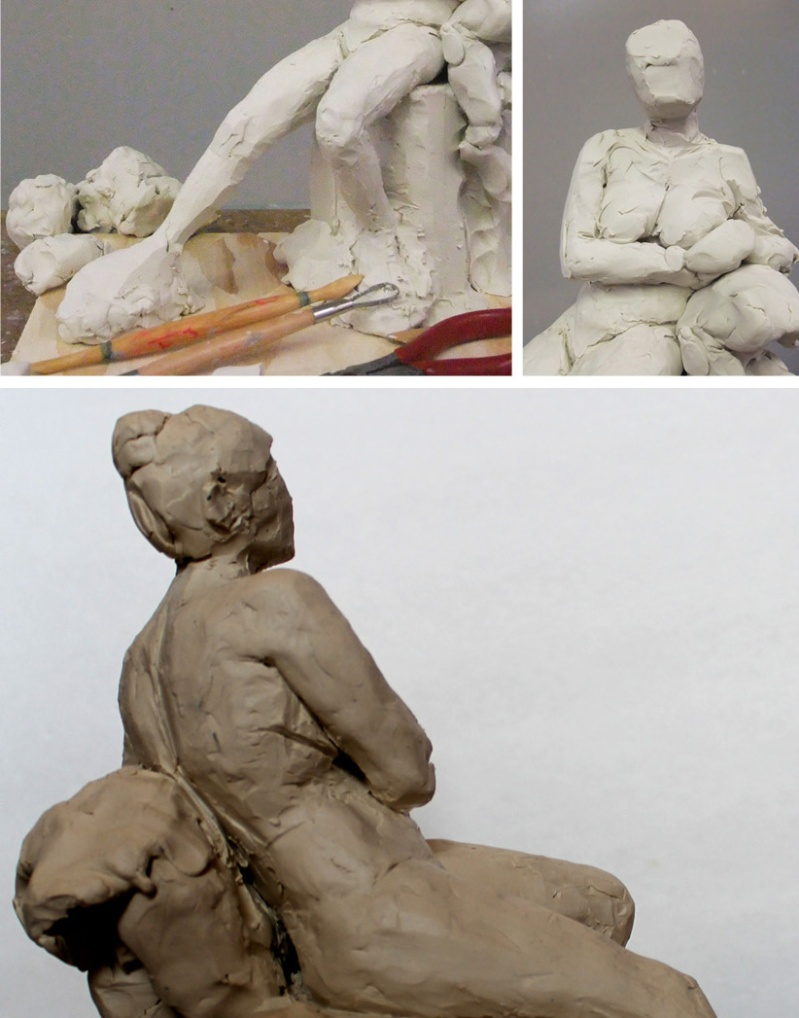 sculpture process
